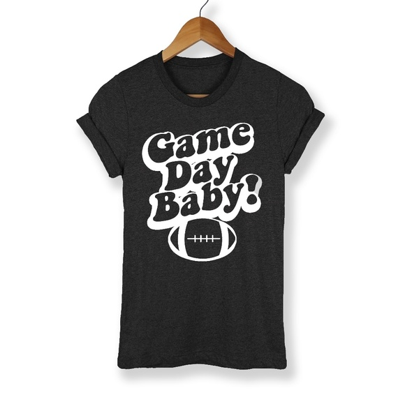 Game Day Baby Shirt - Football Shirt e34dd9a9f96c